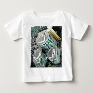 Tall Buildings Baby T-Shirt