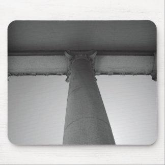 Tall Columns Mousepad