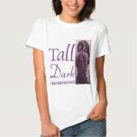 Tall Dark & Handsome -  Friesian Horse Tshirt
