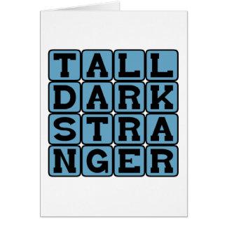 Tall Dark Stranger, Eligible Bachelor Card