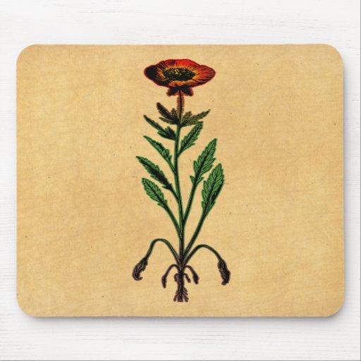 Tall Flower Mousepad