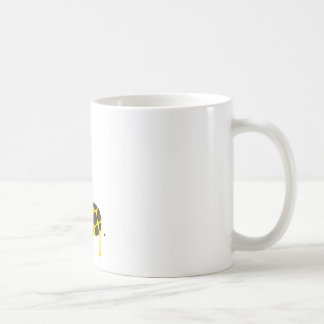 Tall Giraffe Coffee Mug