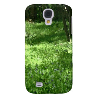 Tall Grass and Trees Samsung Galaxy S4 Cover
