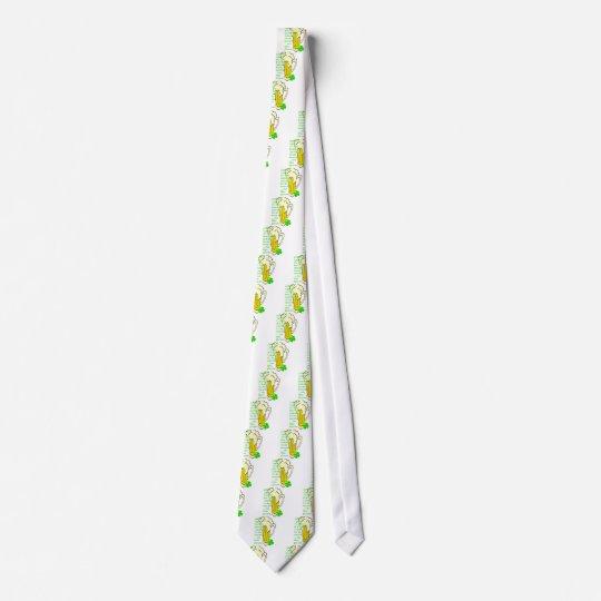 Tall Mug Floor Neck Tie