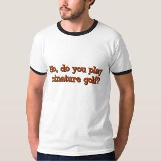 Tall Person Retort T-Shirt