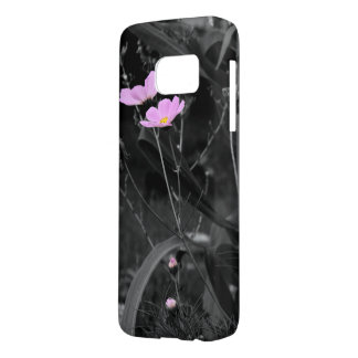 Tall Pink Poppies Phone Case