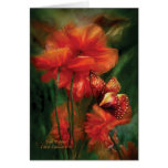 Tall Poppies ArtCard Cards