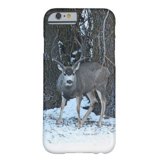 Tall rack buck barely there iPhone 6 case