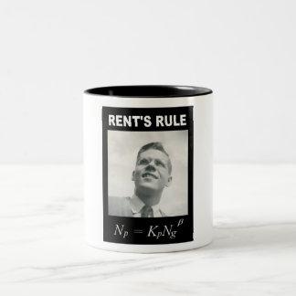 TALL Rent's Rule Mug