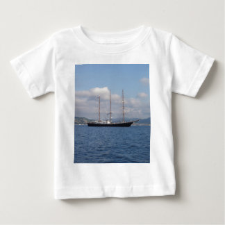Tall Ship Baby T-Shirt