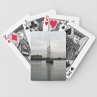 TALL SHIP BICYCLE PLAYING CARDS