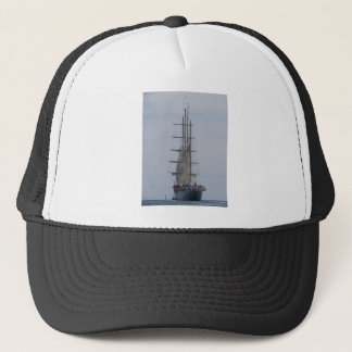 Tall Ship Entering The Open Sea Trucker Hat