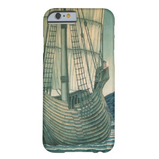Tall Ship from Holy Grail Tapestries Barely There iPhone 6 Case