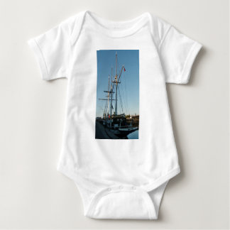 Tall Ship Frya Baby Bodysuit