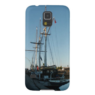 Tall Ship Frya Galaxy S5 Case