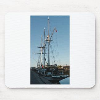 Tall Ship Frya Mouse Pad
