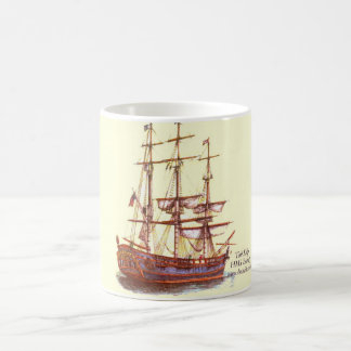 Tall Ship HMS Bounty Hot Mug