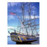 Tall Ship HMS Bounty Postcard