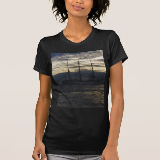 Tall ship in the evening T-Shirt