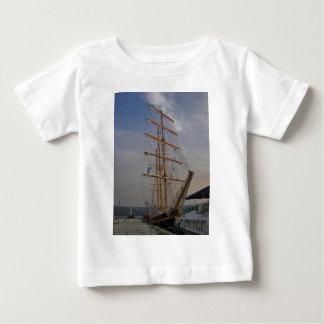Tall Ship In Varna Baby T-Shirt