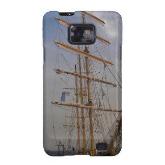 Tall Ship In Varna Galaxy S2 Cover