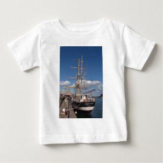 Tall Ship In Weymouth Baby T-Shirt