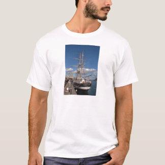 Tall Ship In Weymouth T-Shirt