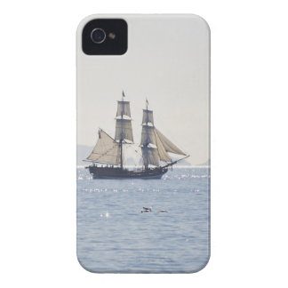 Tall Ship iPhone 4 case