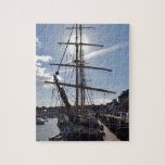 Tall Ship Pelican Of London Jigsaw Puzzle