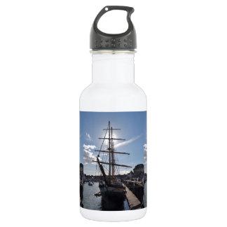 Tall Ship Pelican Of London Water Bottle