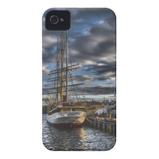 Tall Ship Picton Castle HDR iPhone 4 Case-Mate Case