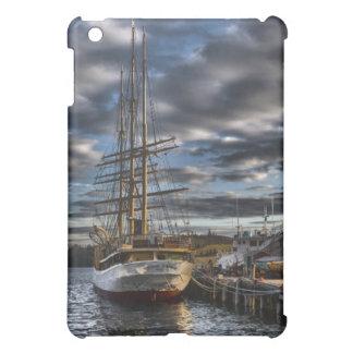 Tall Ship Picton Castle HDR iPad Mini Cover
