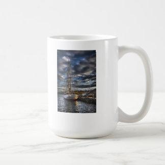 Tall Ship Picton Castle HDR Coffee Mug