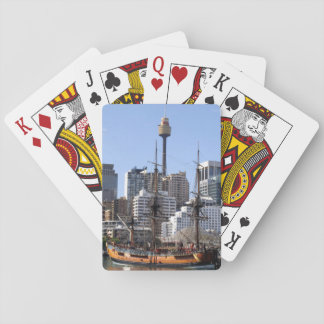 Tall Ship Playing Cards