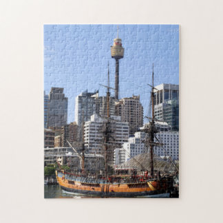 Tall Ship Puzzle