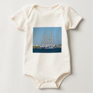 Tall Ship Royal Clipper Baby Bodysuit