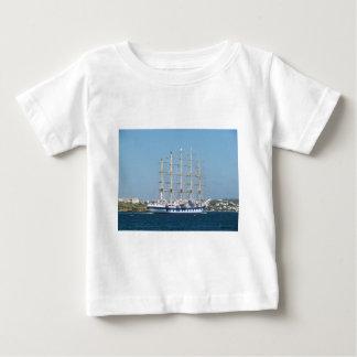 Tall Ship Royal Clipper Baby T-Shirt