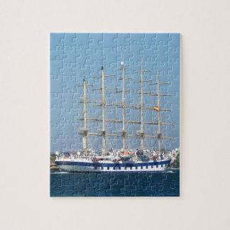 Tall Ship Royal Clipper Jigsaw Puzzle