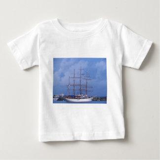 Tall Ship Sea Cloud Baby T-Shirt