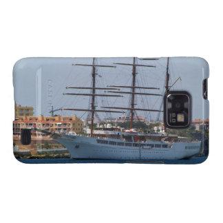 Tall Ship Sea Cloud II Samsung Galaxy S2 Case