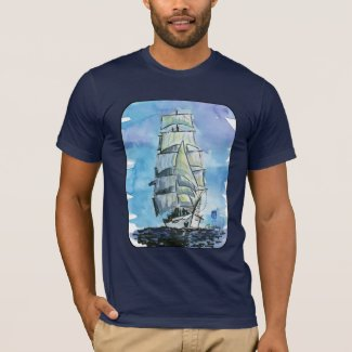 Tall Ship Series #4 T-Shirt