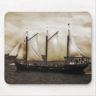 Tall Ship Silva Mouse Pad