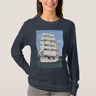 Tall ship -square rigger T-Shirt