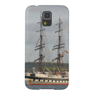 Tall ship Stavros S Niarchos. Cases For Galaxy S5