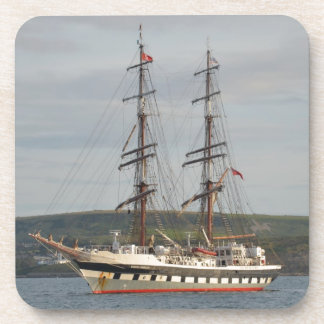 Tall ship Stavros S Niarchos. Coaster