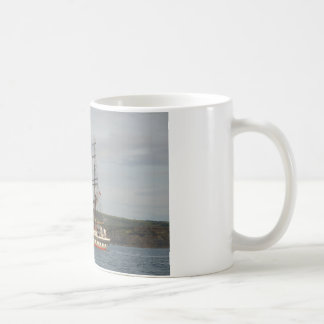 Tall ship Stavros S Niarchos. Coffee Mug