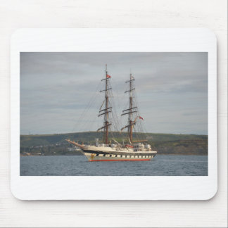 Tall ship Stavros S Niarchos. Mouse Pad