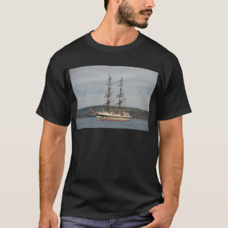 Tall ship Stavros S Niarchos. T-Shirt