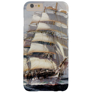 Tall Ship Thessalus Barely There iPhone 6 Plus Case