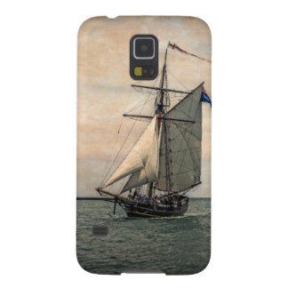 Tall Ships Festival, Digitally Altered Galaxy S5 Cover